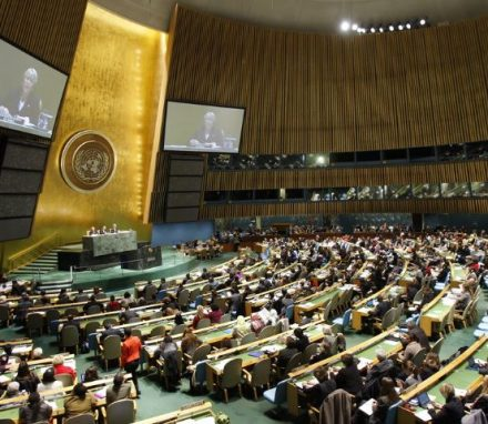 CSW is the UN's second largest annual meeting after the General Assembly