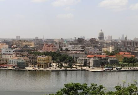 Alamar is a district in east part of the city of Havana
