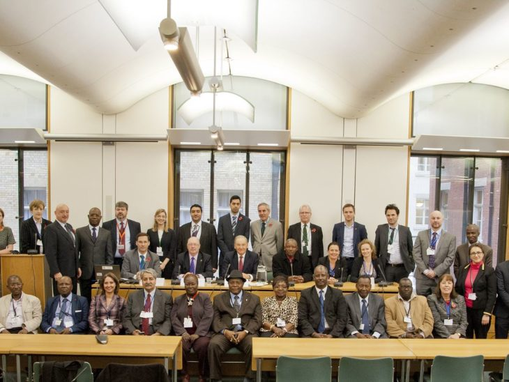 Participants came from a wide range of parliaments with experts from across the globe.
