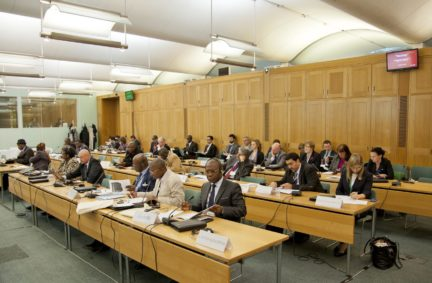 Well-attended ATT conference in the Attlee Suite