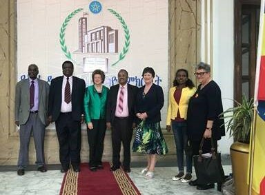 UK delegation sees impressive transformation in Ethiopia 7