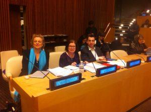 Delegation on IPU Day