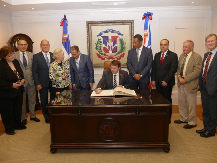 Meeting with the President of the Senate Senator Pujals.jpg