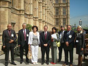 BiH with Deputy Speaker Nigel Evans MP