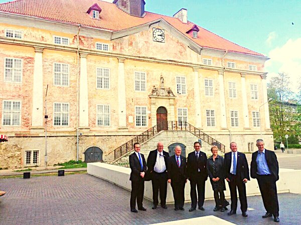 This was the first inter-parliamentary visit by the UK to Estonia in 20 years