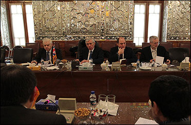 APPG for Iran delegation to Tehran