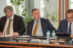 Rt Hon John Whittingdale MP, as BGIPU Chair, is representing the Speaker of the UK House of Commons, Rt Hon John Bercow MP