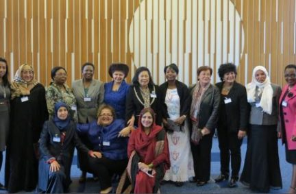Women Parliamentarians play a leading role in the work of the IPU © IPU