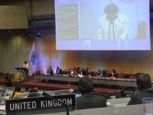 The 133rd IPU Assembly will take place at the CICG in Geneva