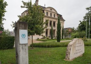 House of Parliaments - IPU Headquarters in Geneva