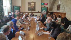 Ambassadors briefing Members