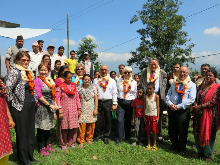 UK delegation learns how forestry and agriculture can boost the livelihoods of the poor, particularly rural women