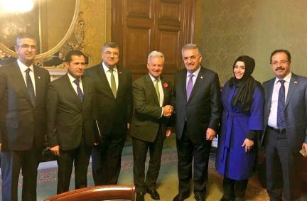 Hosted by Rt Hon Sir Alan Duncan MP at the Foreign Office
