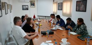 UK Delegation visited Morocco to strengthen bilateral links