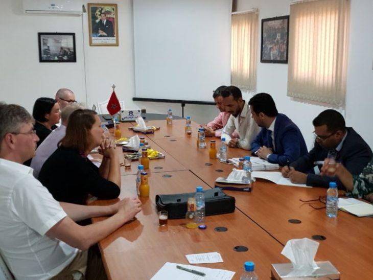 UK Delegation visited Morocco to strengthen bilateral links