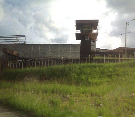 Prison in Honduras