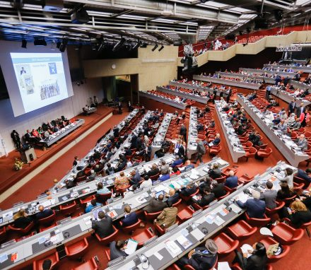 138th IPU Assembly was held in Geneva Switzerland and attended by some 150 national parliaments.jpg