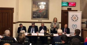 The Minister of State for Africa (FCO/DFID) Harriett Baldwin MP proposed the adoption of the 2018 Annual Report.