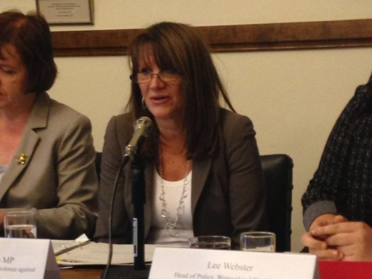 Ministerial Champion for VAW, Lynne Featherstone MP discusses the NAP