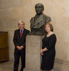 UK Speakers in 2013 recall achievements of IPU Founder, Sir William Randal Cremer