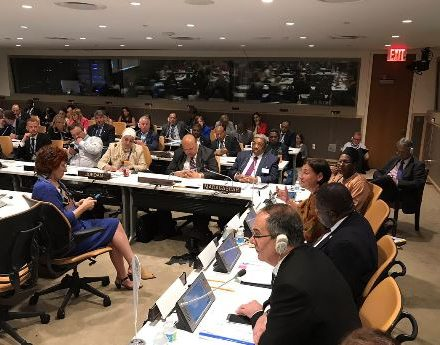 UK MPs and Peers in New York for UN events on the SDGs.JPG