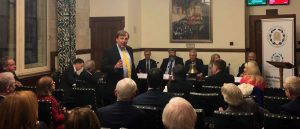 Rt Hon John Whittingdale MP was elected Chair of the BGIPU at the AGM replacing Nigel Evans MP who completed over three years as Chair.