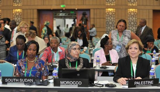 In its work the IPU focuses on promoting gender equality and increasing the number of women parliamentarians. © IPU