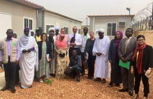 Sudan & South Sudan APPG members meet with community leaders in Darfur