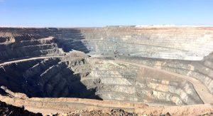 The UK delegation visited Oyu Tolgoi copper mine to view its operations & hear of its economic contribution to Mongolia