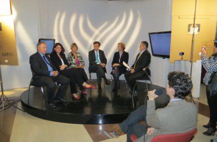 BGIPU Delegation interviewed by local media
