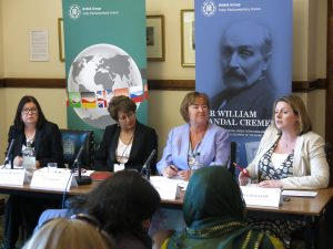 Ms Macleod MP outlines impacts of VAW in politics