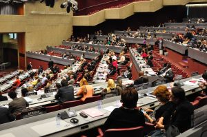 Over 1300 MPs and parliamentary staff from around the world will meet in Geneva for the 139th IPU Assembly from 14-18 October.
