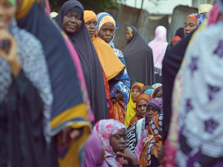 Following the results of the October 2015 elections in Tanzania, women now account for 36.6 per cent of members to the National Assembly