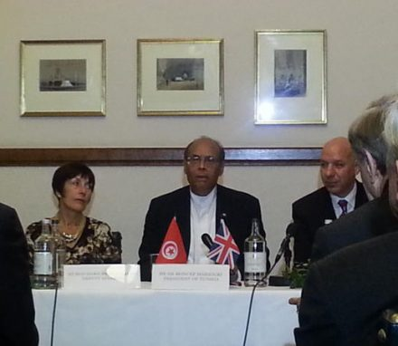 HE President Moncef Marzouki in discussion with UK Parliamentarians.jpg