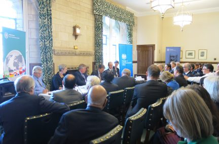 Panel outlines strategies in engaging with emerging powers