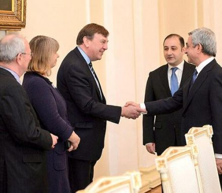Meeting with the President of Armenia HE Serge Sargsyan.jpg