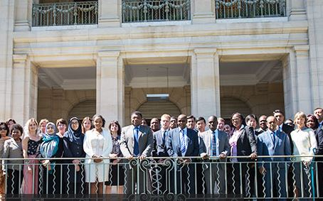 The IPU Seminar hosted particpants from 27 countries at the IPU HQ in Geneva