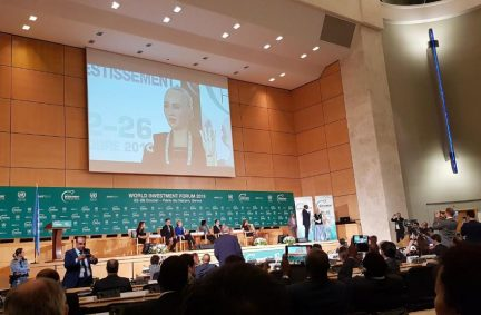 The UNCTAD World Investment Forum is the pre-eminent global platform for investment and development.