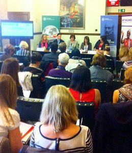The Panel highlighted the importance of addressing all forms of violence against women