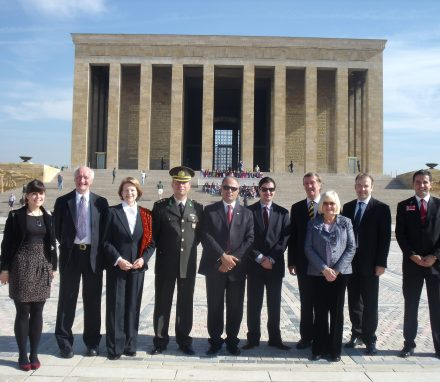 UK Delegation Visit to Turkey