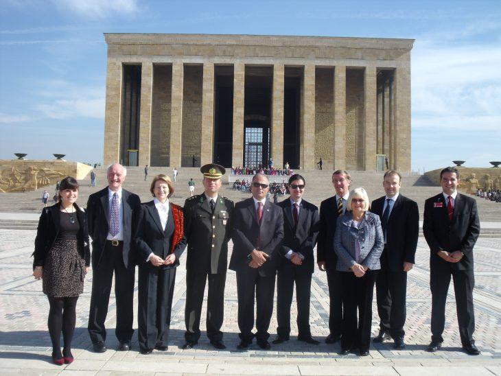 UK Delegation Visit to Turkey