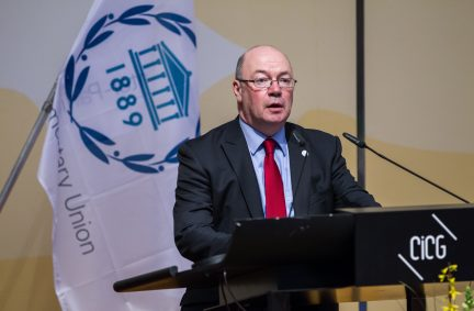 The BGIPU Chair, Rt Hon Alistair Burt MP, will lead the UK delegation to the 131st Assembly
