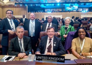 The UK Delegation at the 140th Assembly of the IPU was lead by BGIPU Chair, Rt Hon John Whittingdale MP and included our Vice-Chair, Baroness Hooper, Executive Committee members and other MPs and Peers
