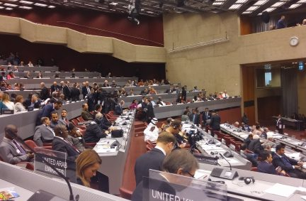 The 133rd IPU Assembly in Geneva was attended by some 700 MPs from 135 of the IPU's 167 member parliaments