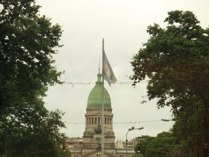 Congreso de la Nación in Buenos Aires