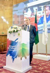 BGIPU Chair, Nigel Evans MP addresses the general debate on tackling inequality