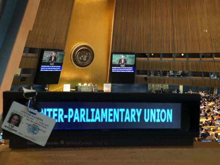 The IPU plays a key role in facilitating parliamentary oversight of national government planning and policy measures to achieve the Global Goals