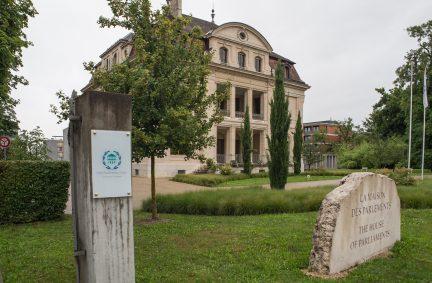 IPU Headquarters, the House of Parliaments in Geneva