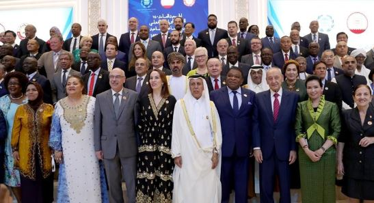 A record number of Parliaments attended the 140th IPU Assembly in Doha