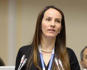 IPU President Gabriela Cuevas Barron. © IPU